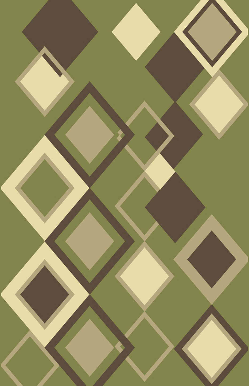 Ailish Green Area Rug - Rug Tycoon