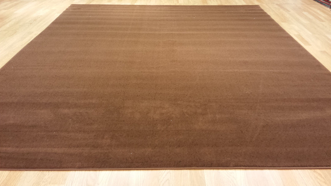 E500 Brown Area Rug - Rug Tycoon