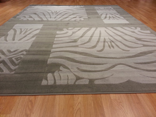 E509 Dark Grey Area Rug - Rug Tycoon