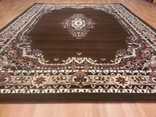 E518 Brown Area Rug - Rug Tycoon