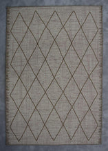 Huntley  Ivory/Brown/Gray Area Rug