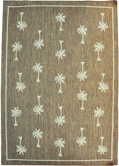 H08 Brown Area Rug - Rug Tycoon