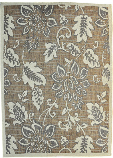 H17 Brown Area Rug - Rug Tycoon