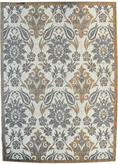 H18 Brown Area Rug - Rug Tycoon