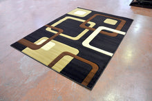 J707 Brown Area Rug - Rug Tycoon
