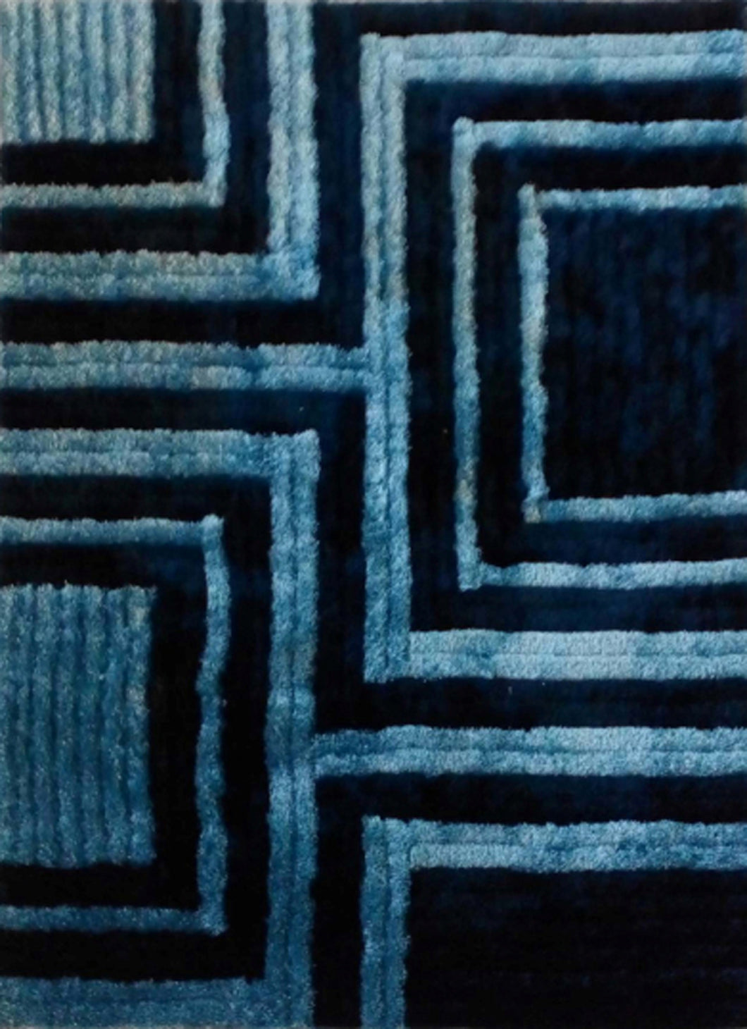 Dark Blue Area Rug