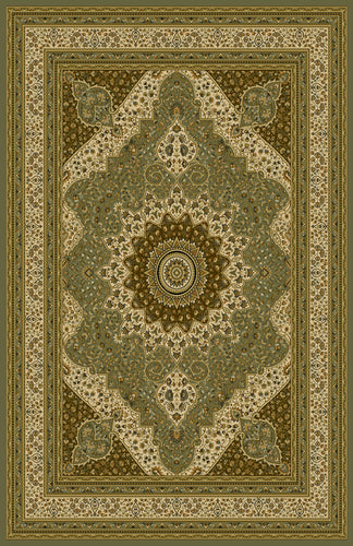 Fitz Sage Green Area Rug
