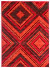 PRT1602 Red Area Rug