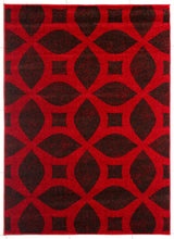 PRT1606 Red Area Rug