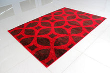 PRT1606 Red Area Rug - Rug Tycoon