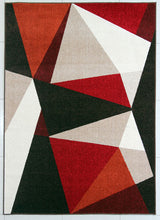 PRT1612 Brown Area Rug
