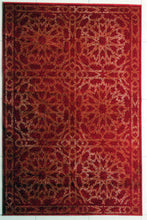 PRT1615 Red Area Rug