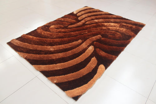 Arron Rectangle Gold Area Rug - Rug Tycoon