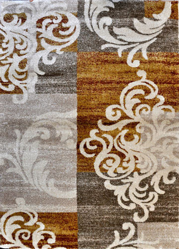 SH101 Gold Area Rug