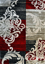 SH101 Red Area Rug
