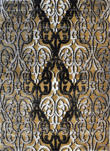 SH102 Gold Area Rug