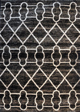 SH104 Brown Area Rug