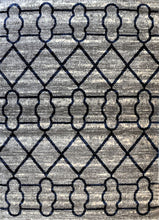 SH104 Grey Blue Area Rug