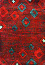 SH106 Red Area Rug