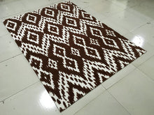 SL4003 Brown Area Rug - Rug Tycoon