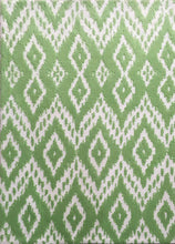 SL4003 Green Area Rug