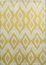 SL4003 Yellow Area Rug