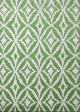 SL4004 Green Area Rug