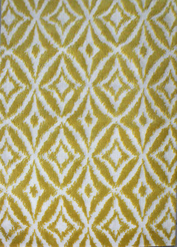 SL4004 Yellow Area Rug