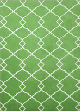 SL4005 Green Area Rug