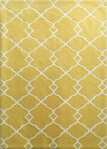 SL4005 Yellow Area Rug