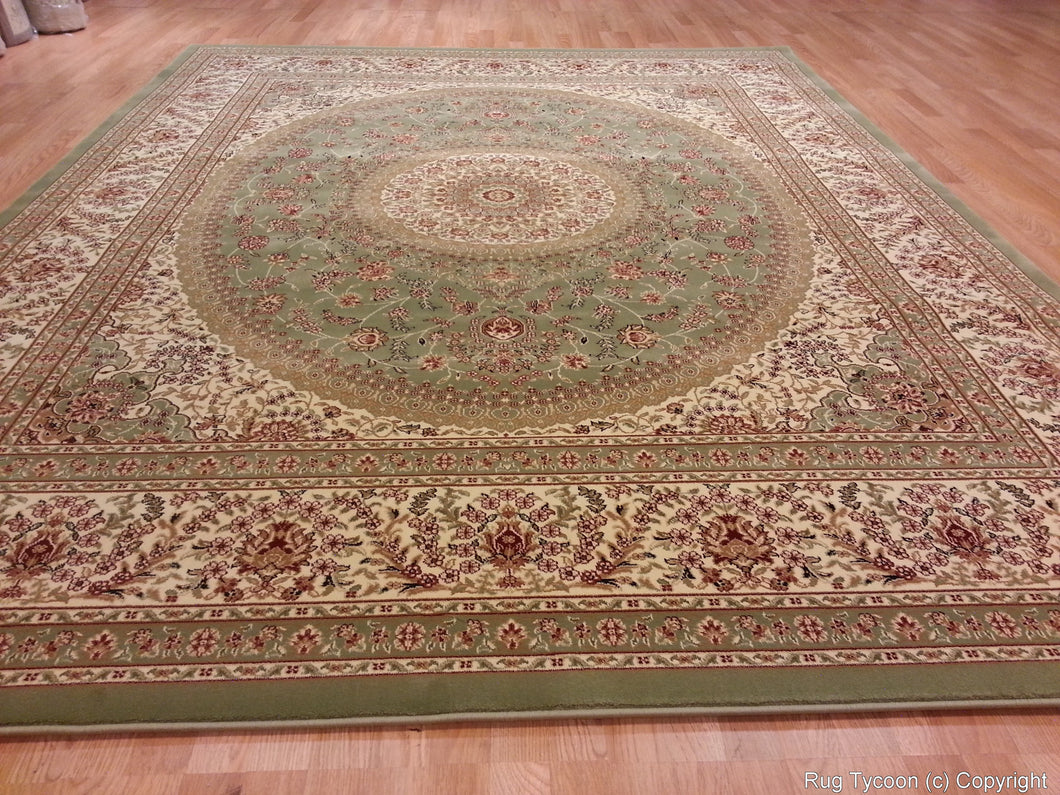 T03 Olive Area Rug - Rug Tycoon