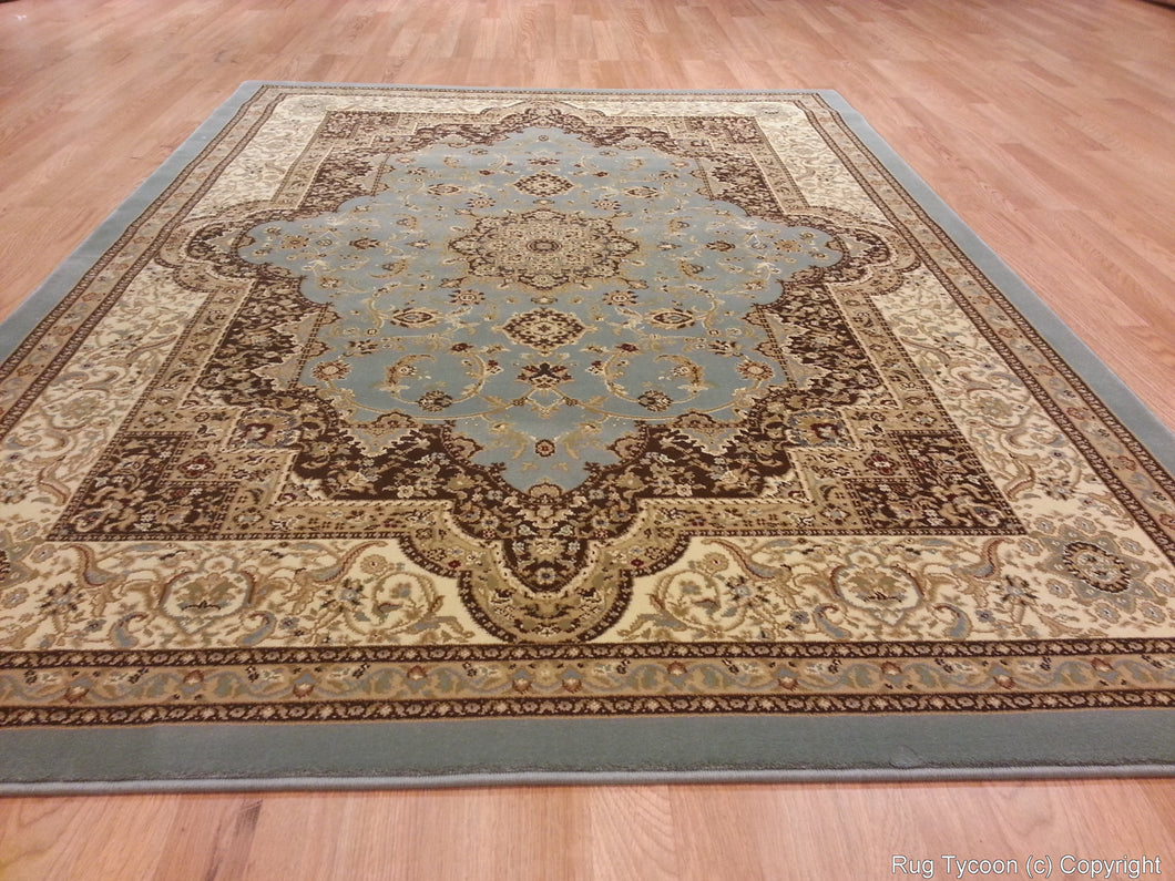 T04 Silver Area Rug - Rug Tycoon
