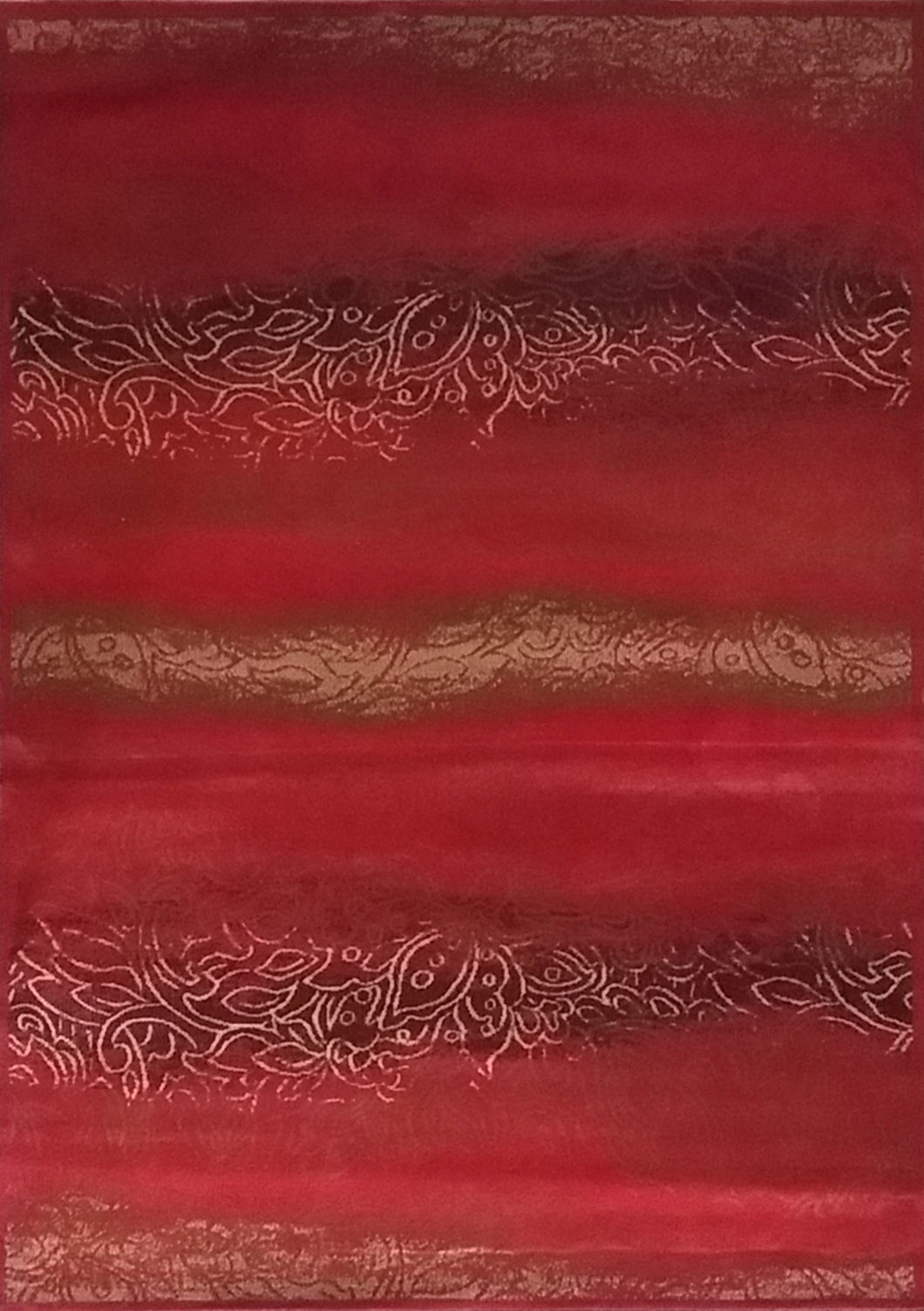 Ravensdale Red Area Rug