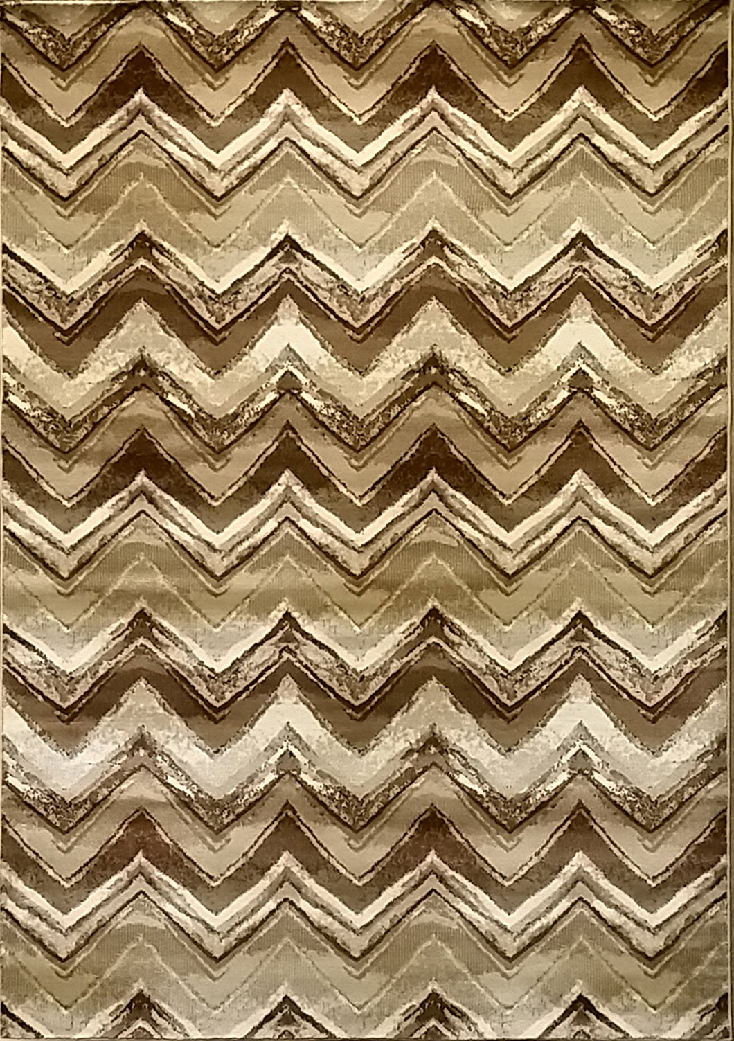 Geren Brown Area Rug