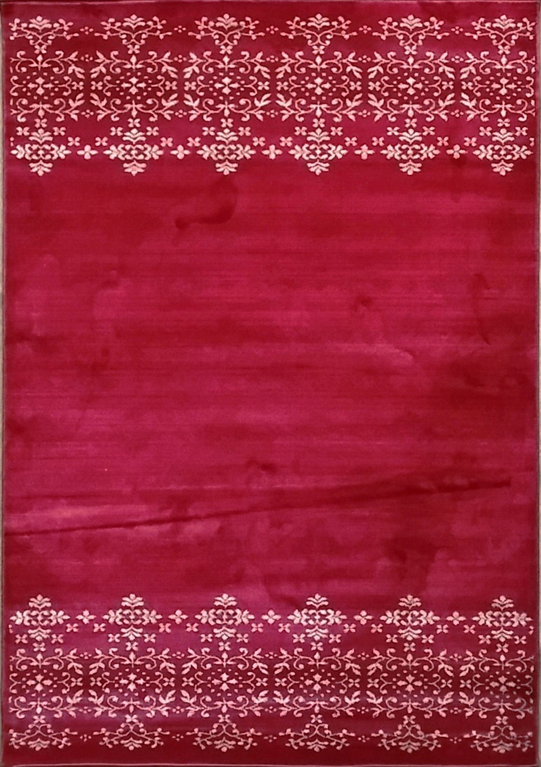 Cahlil Red Area Rug