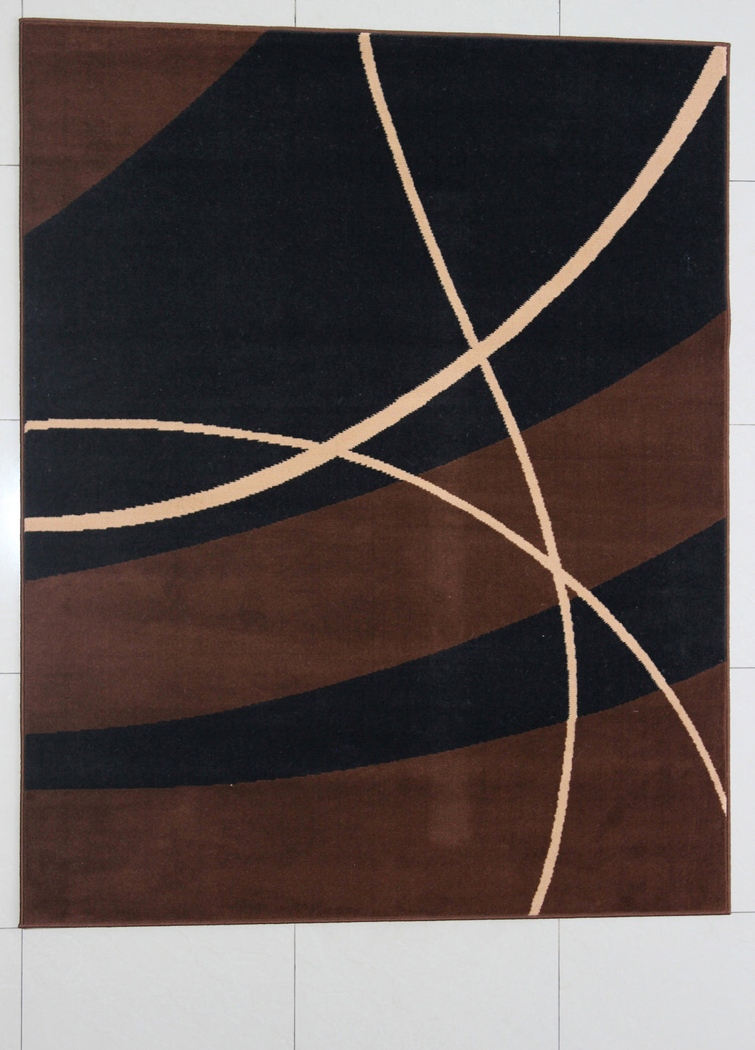 Shanlee Black Area Rug