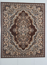 W1513 Brown Area Rug