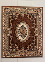 W1514 Brown Area Rug