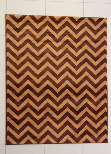 Dieng Brown Area Rug