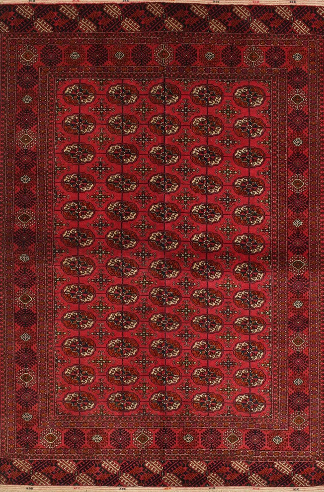 Traditional 9 Area Rug, 5'0