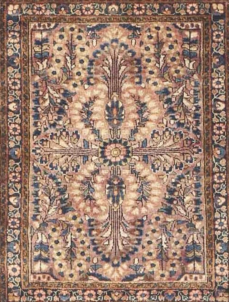Traditional 4714 Area Rug, 2'0