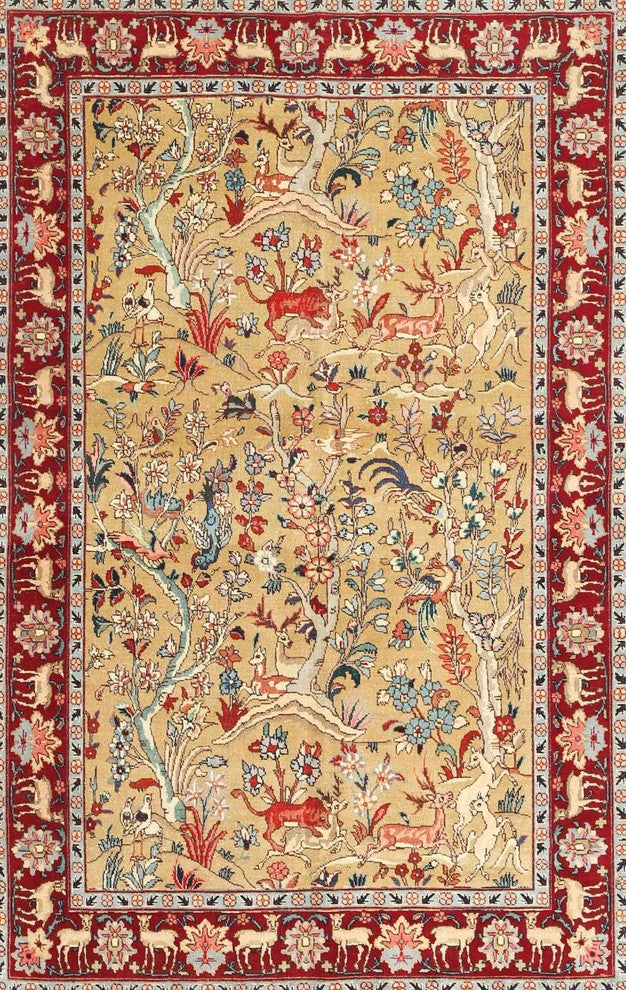 Traditional 4613 Area Rug, 2'0