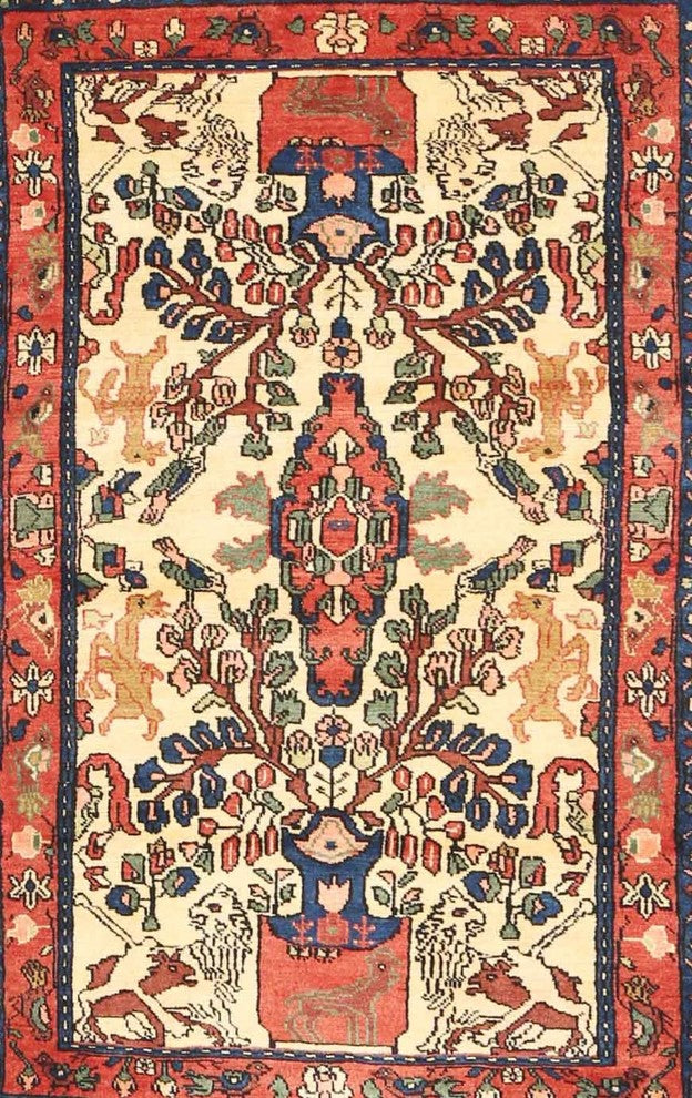 Traditional 4471 Area Rug, 2'0