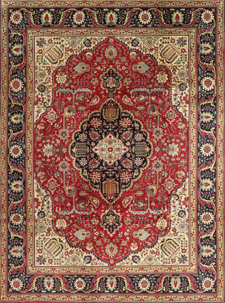 Traditional 439 Area Rug, 5'0