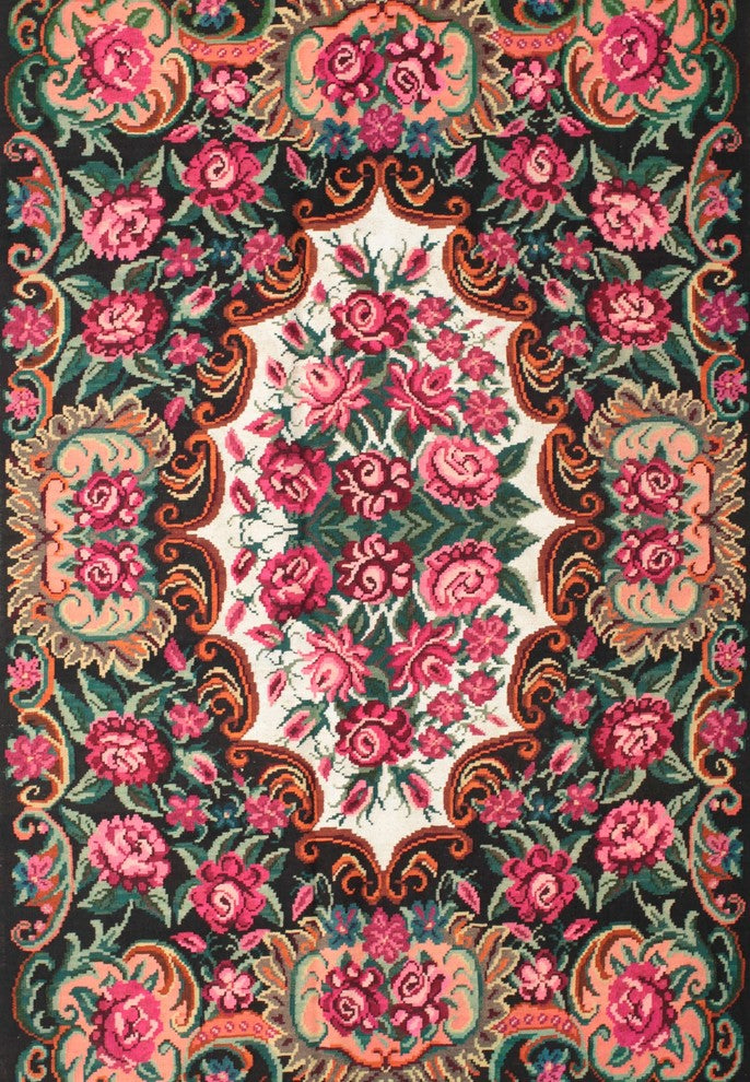 Traditional 928 Area Rug, 2'0