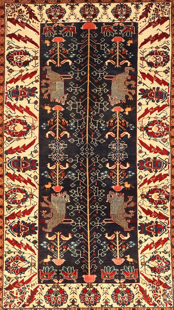 Traditional 977 Area Rug, 2'0