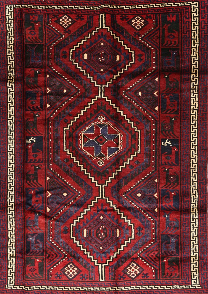 Traditional 650 Area Rug, 2'0