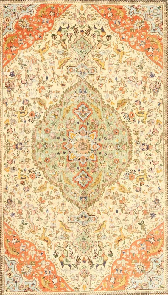Traditional 4525 Area Rug, 2'0