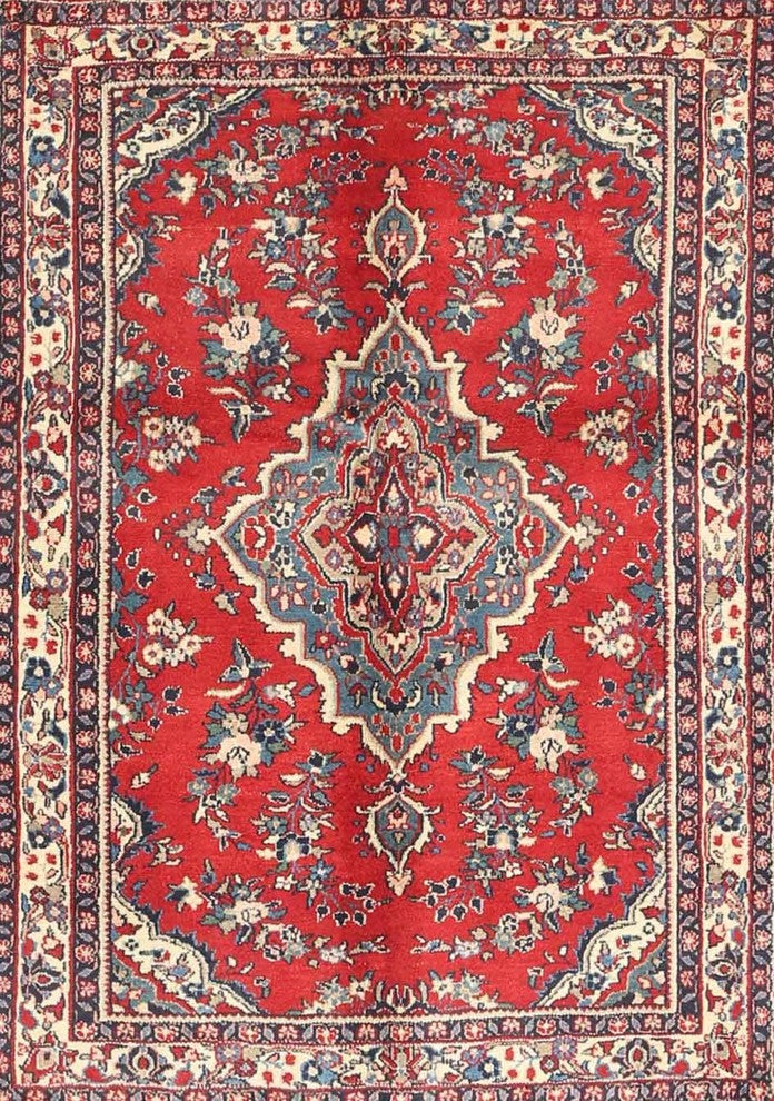 Traditional 4376 Area Rug, 2'0