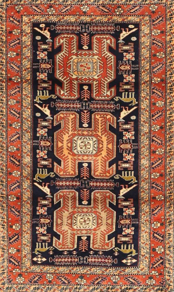 Traditional 4228 Area Rug, 2'0